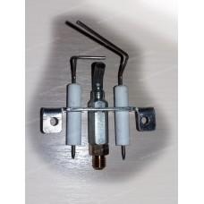 Электроды розжига и ионизации в сборе ELECTROLUX GWH 11 Pro Inverter (501176000111) (до января 2019 года)