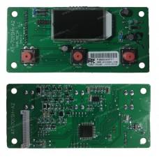 Плата управления с дисплеем Electrolux GWH 11 Pro Inverter (501221002300) (до января 2019 года)