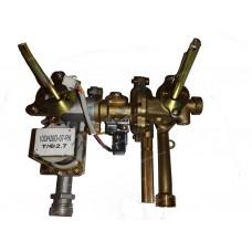 Газовый и водяной узел Electrolux GWH 265 ERN NanoPlus в сборе (2.01.10.0345)